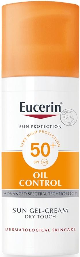 Eucerin Sun Gel-Cream Oil Control SPF50