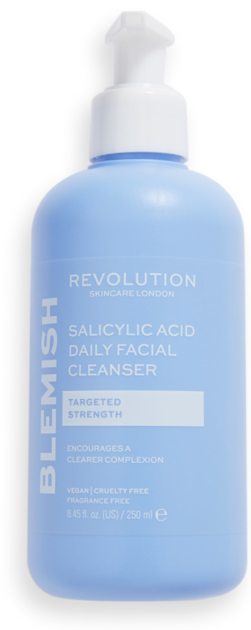 Revolution Skincare Blemish Salicylic Acid Daily Facial Cleanser