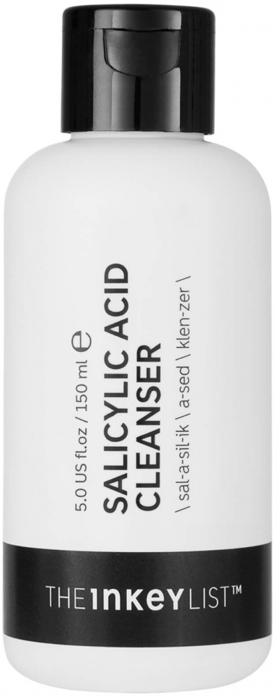 The INKEY List Salicylic Acid Cleanser