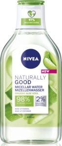 Nivea Naturally Good Micellar Water
