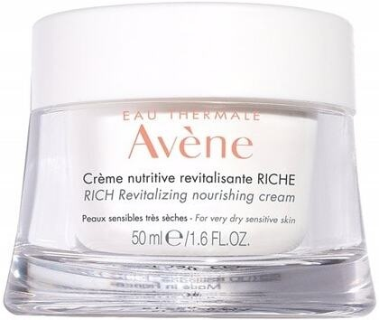 Avène Rich Revitalizing Nourishing Cream