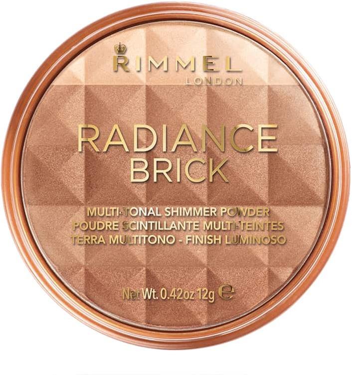 Rimmel Radiance Brick Bronzer