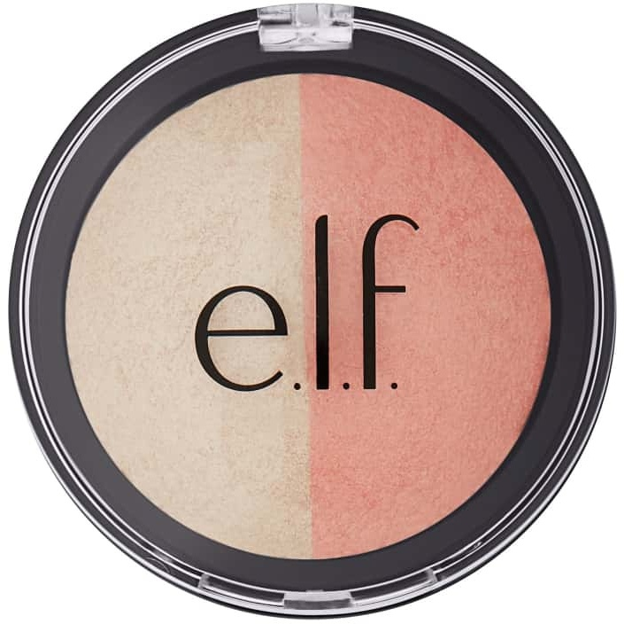 e.l.f. Baked Highlighter & Blush Rose Gold