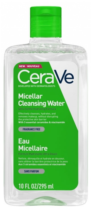 CeraVe Micellar Cleansing Water