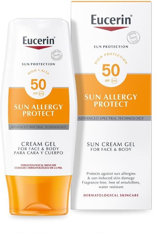 Eucerin Sun Allergy Protection Sun Creme-Gel SPF50