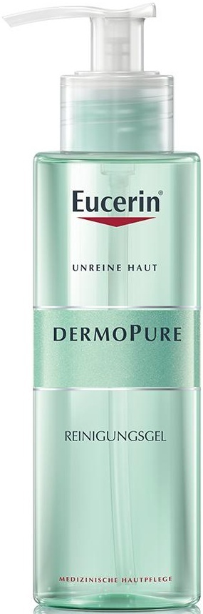 Eucerin DermoPure Deep Cleansing Gel