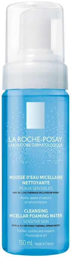 La Roche-Posay Physiologique Cleansing Micellar Foaming Water