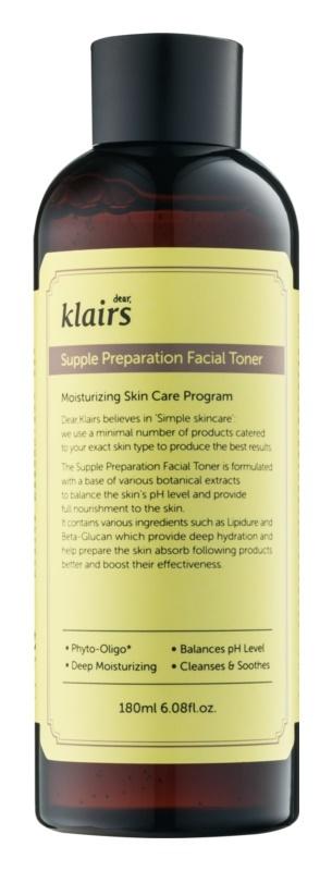 Klairs Supple Preparation Facial Toner