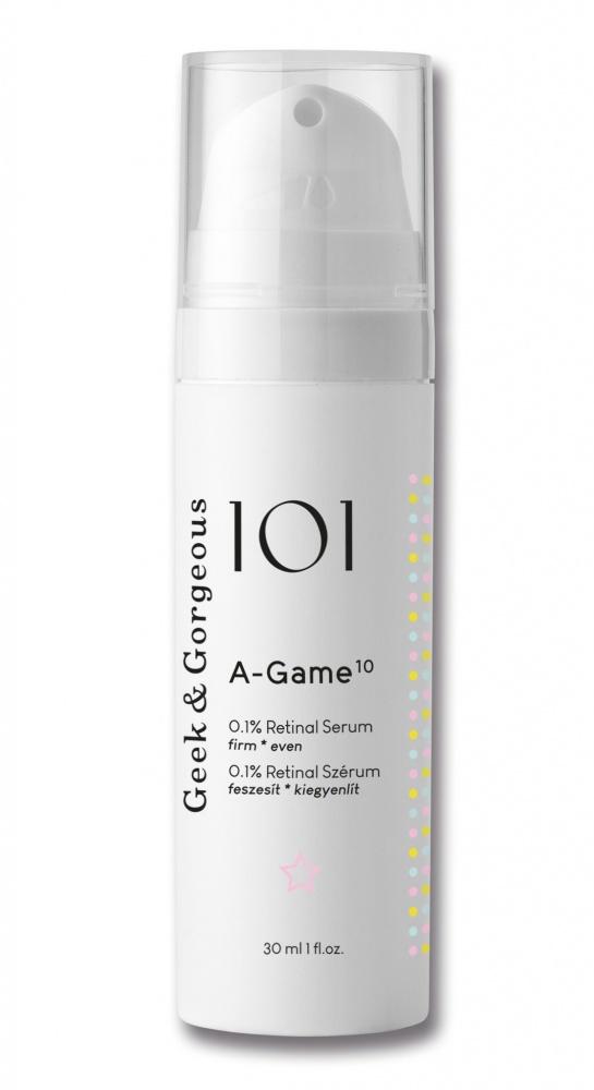 Geek & Gorgeous A-Game 10 0.1% Retinal Serum