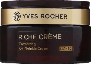 Yves Rocher Comfort Anti-Wrinkle Night Cream