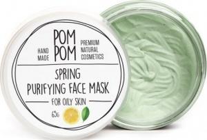 PomPom Jarná očista čistiaca pleťová maska