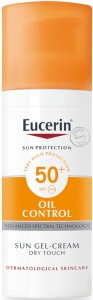 Eucerin Sun Gel-Cream Oil Control SPF50