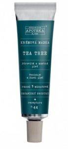 Havlíková apotéka Krémová maska Tea tree
