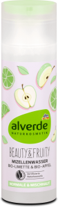 Alverde Micelárna Voda Beauty & Fruity