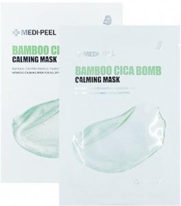 Medi-Peel Bamboo Cica Bomb Calming Mask