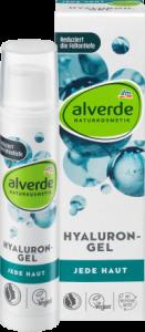 Alverde Hyalurónový Gél