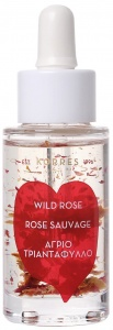 Korres Natural Wild Rose Vitamin C Active Brightening and Nourishing Face Oil