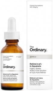 The Ordinary Retinol 0.5 % in Squalane
