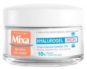 Mixa Hyalurogel Rich