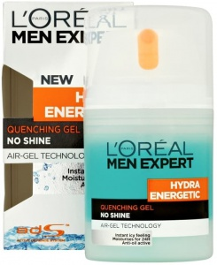 L'Oréal Paris Men Expert Hydra Energetic Quenching Gel
