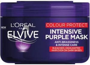 L'Oréal Paris Elvive Colour Protect Anti-Brassiness Purple Mask