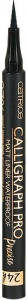 Catrice Calligraph Pro Precise 24h Matt Waterproof Eyeliner