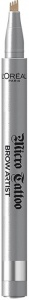 L'Oréal Paris Brow Artist Micro Tattoo 24HR Eyebrow Definer