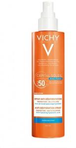 Vichy Capital Soleil Beach Resist Sun Protection Spray SPF50