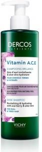 Vichy Dercos Nutrients Vitamin A.C.E Shampoo