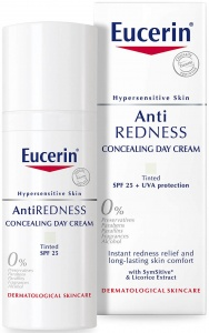 Eucerin® Hypersensitive Skin Anti Redness Concealing Day Cream