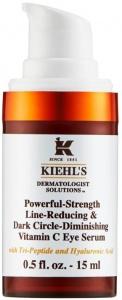 Kiehl's Powerful Strength Line-Reducing & Dark Circle-Diminishing Vitamin C Eye Serum