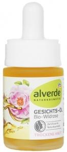 Alverde pleťový olej s divou ružou