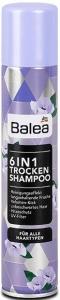 Balea suchý šampón 6v1 s UV filtrom