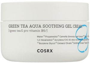 COSRX Hydrium Greentea Aqua Soothing Gel Cream