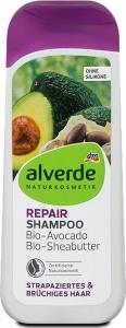 Alverde ošetrujúci šampón s avokádom