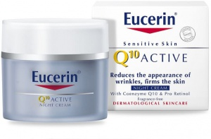 Eucerin Q10 Active Anti-Wrinkle Night Cream