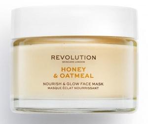 Revolution Skincare Honey & Oatmeal Nourish & Glow Face Mask