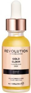 Revolution Skincare Rosehip Seed Oil Gold Elixir