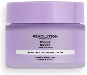Revolution Skincare Toning Boost Cream With Bakuchiol