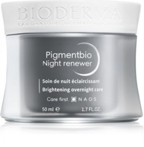 Bioderma Pigmentbio Night Renewer Brightening Overnight Care