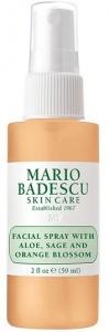 Mario Badescu Facial Spray With Aloe Vera and Orange Blossom
