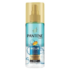 Pantene Micellar Purify & Nourish Leave In Spray For Greasy Hair