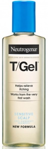Neutrogena T/Gel Shampoo Sensitive Scalp