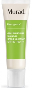 Murad Resurgence Age-Balancing Moisture SPF30