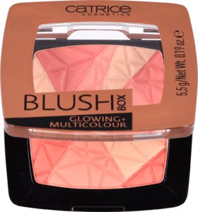 Catrice Blush Box Glowing Multicolour Blush