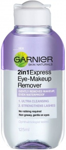 Garnier Skin Naturals Express 2-in-1 Eye Makeup Remover