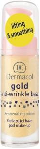 Dermacol Gold Anti-Wrinkle Make-up Base