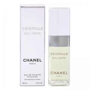 Chanel Cristalle Eau Verte Concentrée toaletná voda pre ženy